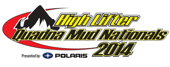 High Lifter Quadna Mud Nationals Logo