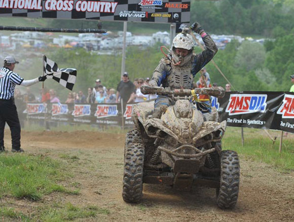 Kevin Trantham Mountaineer Run GNCC