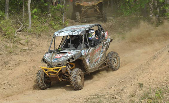 Kyle Chaney Mountaineer Run GNCC
