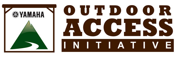 Yamaha Outdoor Access Initiative Logo