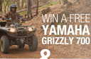 Yamaha Giving Away Grizzly 700 EPS as Part of New Partnership