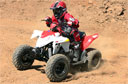 Study: Majority of Young ATV Riders Not Wearing Helmets