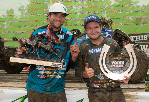 Chad Wienen and Thomas Brown ATVMX