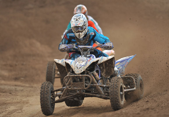 Thomas Brown YFZ450R