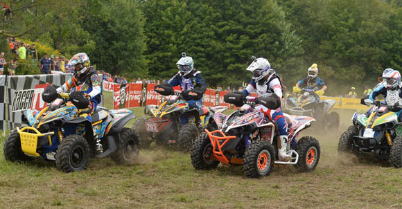 Can-Am Racers Unadilla GNCC
