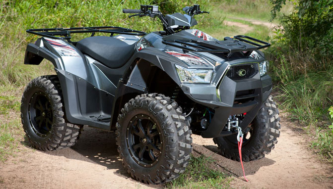 Kymco recalls mxu 700 atvs due to fire hazards for Yamaha kodiak 700 top speed
