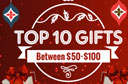 Top Ten Holiday Gifts Between $50-$100