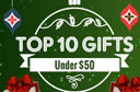 Top Ten Holiday Gifts Under $50