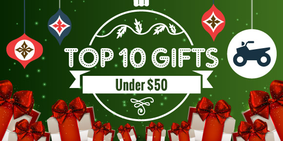 ATV Holiday Gift Guide Under $50
