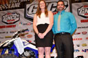 Kylie Ahart Wins Yamaha All-American ATV Racer Contest