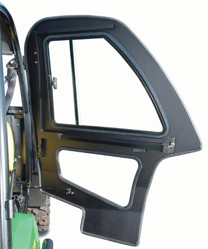 Curtis Cab Doors for John Deere Gators