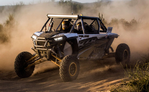 UTV Inc. Wins Baja 1000 in RZR XP 4 1000