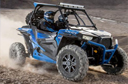 Polaris RZR Official UTV of Best in the Desert