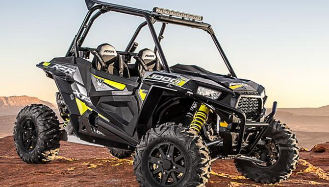 Polaris Releases 2015 Limited Edition Models Atv Com