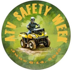 ATV Safety Week