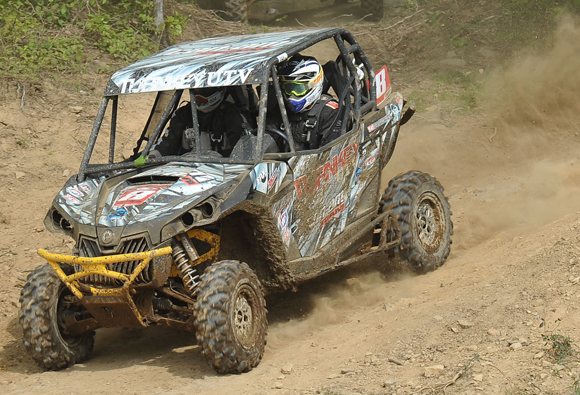Can-Am Maverick GNCC