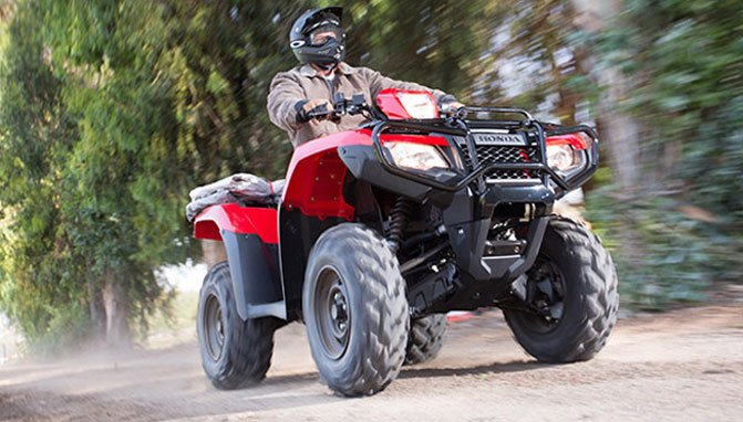 honda announces returning 2016 atv models. Black Bedroom Furniture Sets. Home Design Ideas