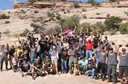 Volunteers Help Improve Moab's Sevenmile Rim Trail