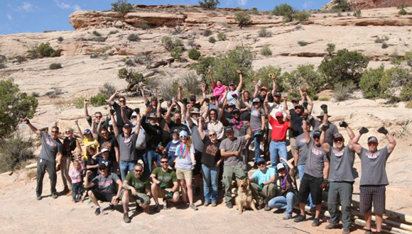 Moab Volunteers
