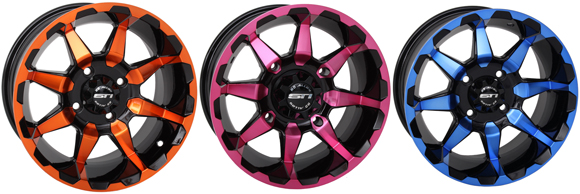STI HD6 Radiant Wheels