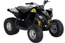 BRP Recalls Can-Am DS Youth ATVs