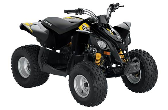 Can-Am DS 90 Youth ATV