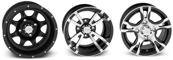 QuadBoss Alloy Wheels