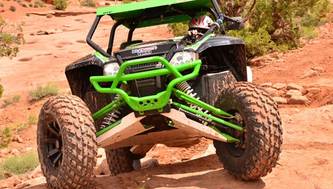 Shock Knowledge: Understanding How Your Shocks Work - ATV com