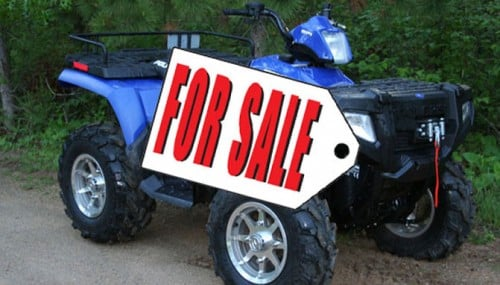 Best Tips for Buying a Used ATV or UTV