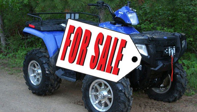 Seven Tips for Buying a Used ATV or UTV