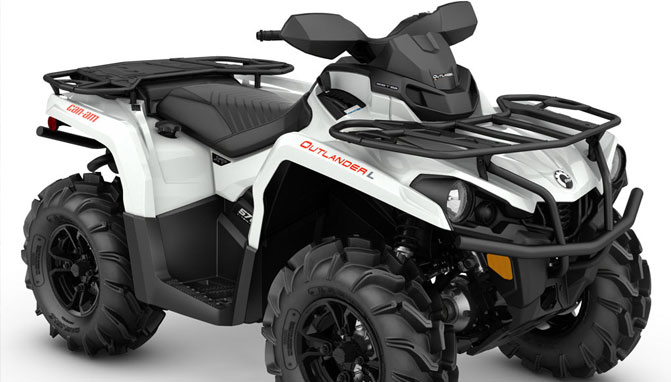 2016 can am outlander l 570 preview for Yamaha kodiak 700 top speed