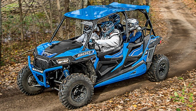 What Should You Do If You Get Into An ATV Accident?