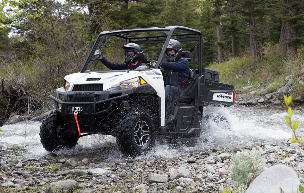 2016 Polaris Atv And Utv Lineup Announced