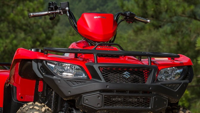 2016 Suzuki KingQuad 750 Headlights