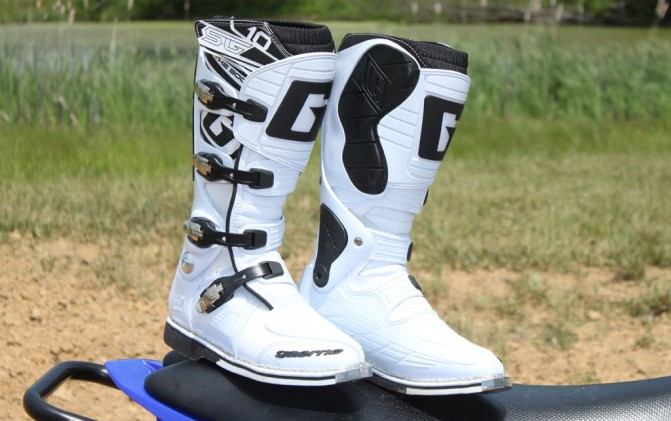 Gaerne SG-10 Boots Seat