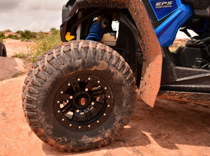 Rock Crawling Tire