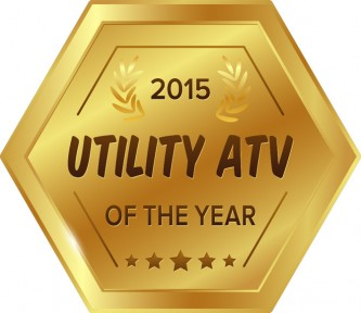 2015 Utility ATV of the Year