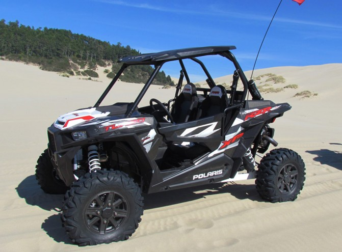 2016 Polaris RZR Turbo EPS Demo