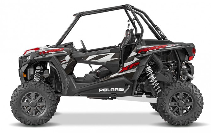 2016 Polaris RZR Turbo EPS Profile