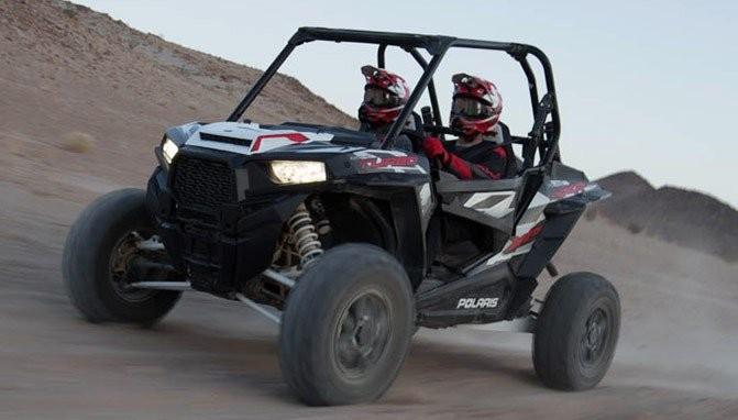 2016 Polaris RZR Turbo EPS Desert
