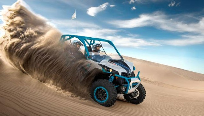 Can-Am Maverick X ds Turbo Dune