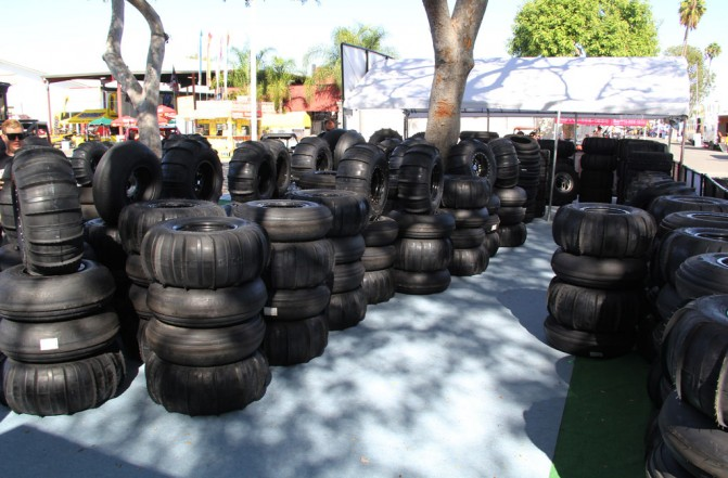Fullerton Tires and Sand Sports Super Show