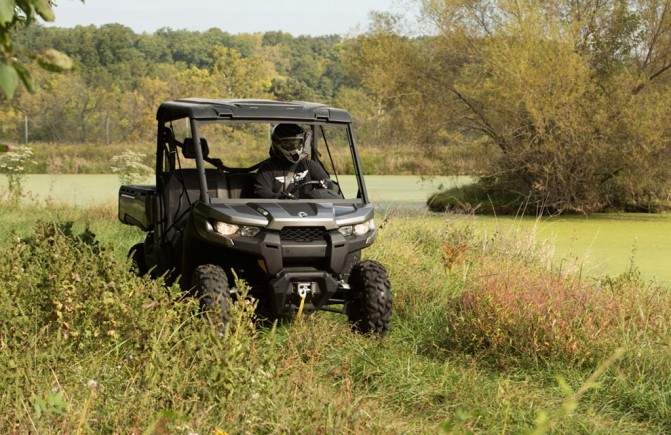 2016 Can-Am Defender HD8 Beauty