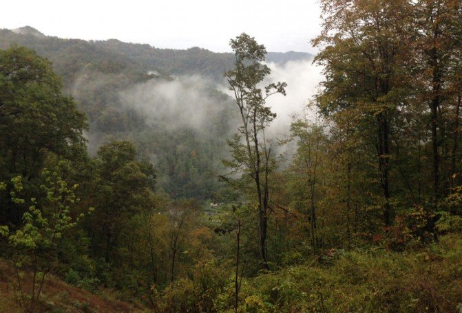 Hatfield McCoy View
