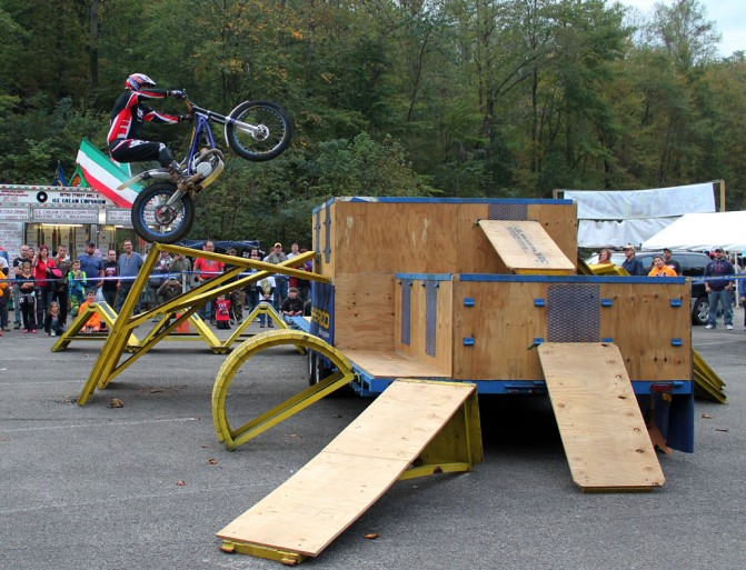 Trials Motorcycle Action