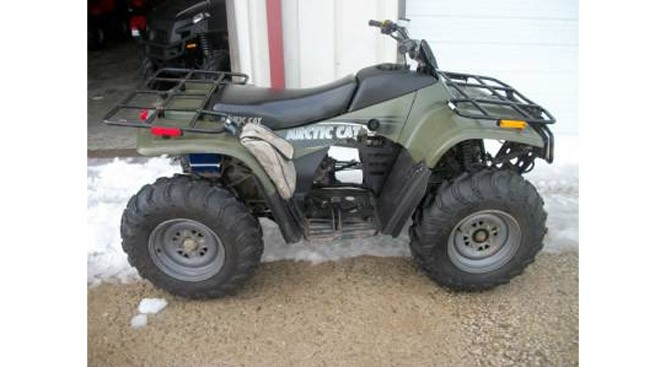 2000 Arctic Cat 250 2x4