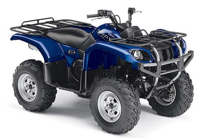 2007 Yamaha Grizzly 660