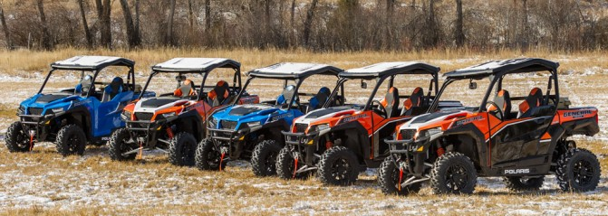 2016 Polaris General 1000 Group