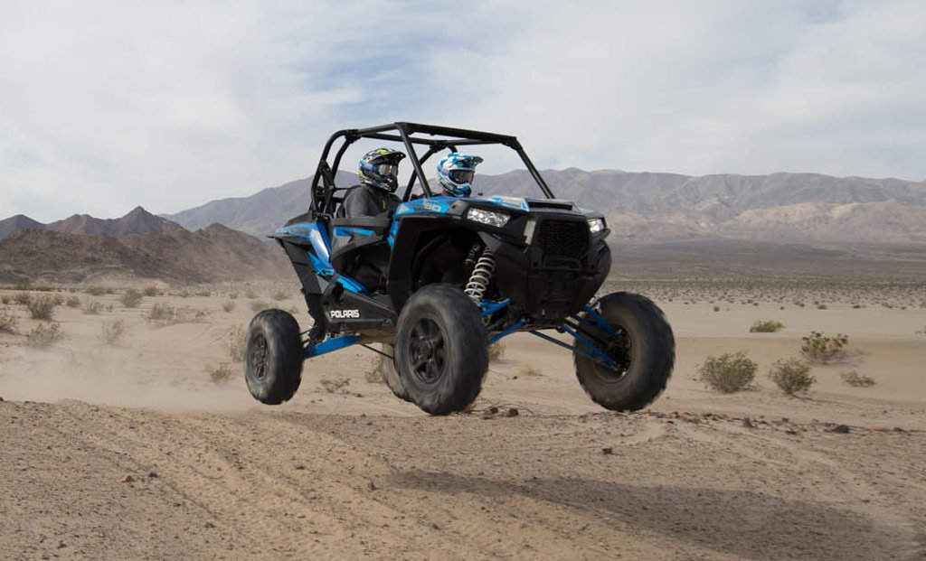Polaris RZR XP Turbo EPS: A Technical Look - ATV com