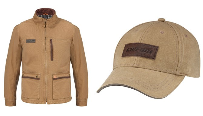 Can-Am Defender Clothing